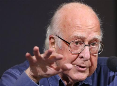 Nobel winner Higgs plans to retire next year