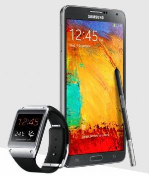 Tech review: Samsung Note 3, Gear smart watch were made for each other