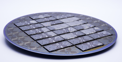 Novel microfluidic material breakthrough for wafer-scale mass production of lab-on-chip