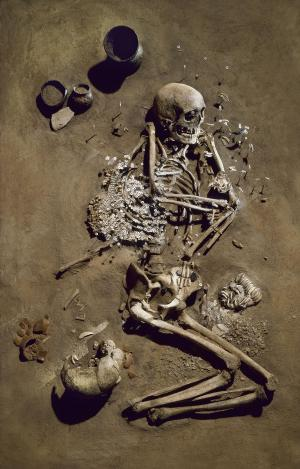 European hunter-gatherers and immigrant farmers lived side-by-side for more than 2,000 years