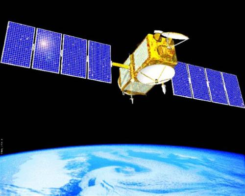 Ocean satellite dies after 11½-year mission