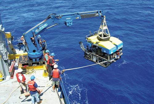Online science expedition brings deep sea vents to the computer screen