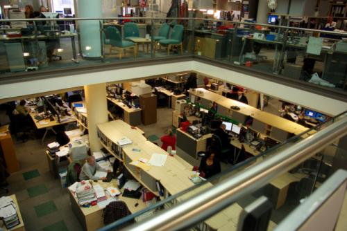 Open plan offices attract highest levels of worker dissatisfaction, study finds