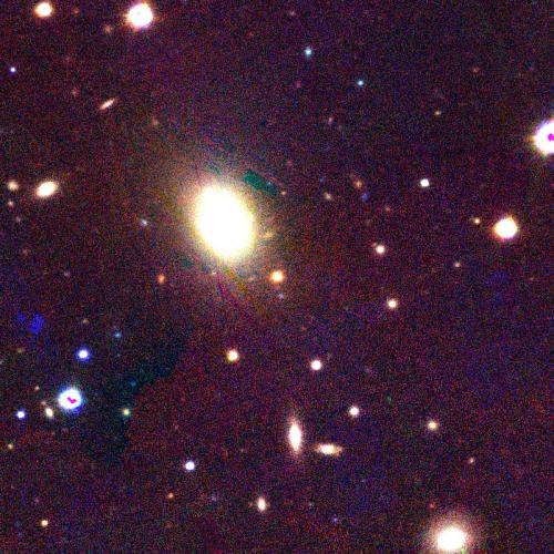 Pan-STARRS finds a 'lost' supernova
