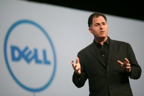 Personal computer industry pioneer Michael Dell, speaking October 4, 2011