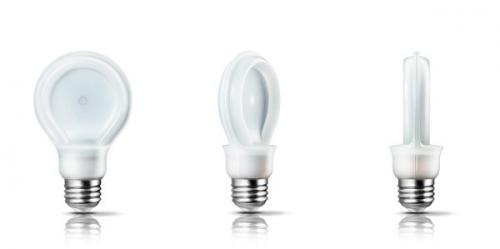 Philips LED bulb with rad design set for January arrival