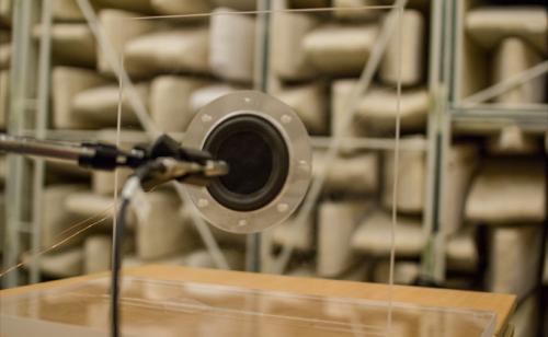 Аудиосистема с «целлюлозным магнитом»