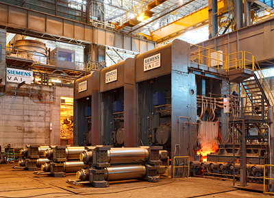 Producing Steel Strips in an Endless Process