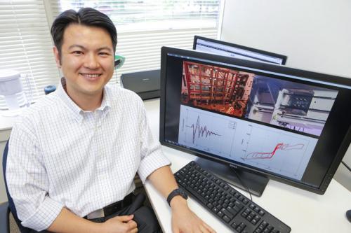 Professor survives earthquake, seeks to make structures safer