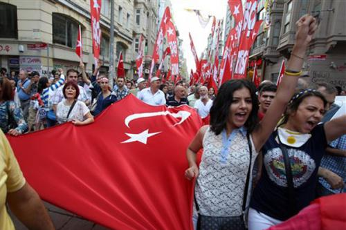 Protests have changed Turkey, says expert