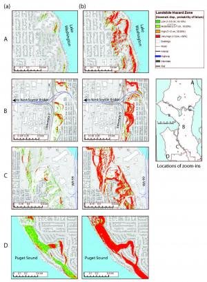 Quake-triggered landslides pose significant hazard for Seattle, new study details potential damage