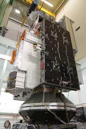 Ready, set, space! -- NASA's GPM satellite begins journey