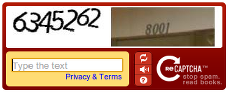reCAPTCHA eases up on the human eye