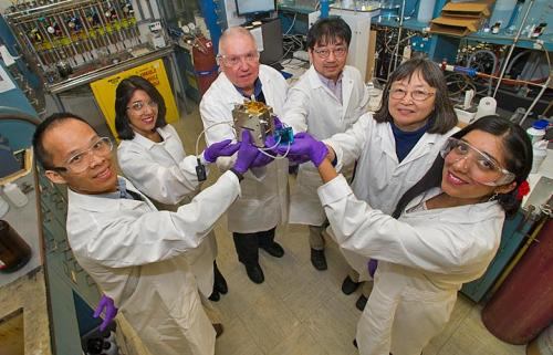 Recipe for low-cost, biomass-derived catalyst for hydrogen production