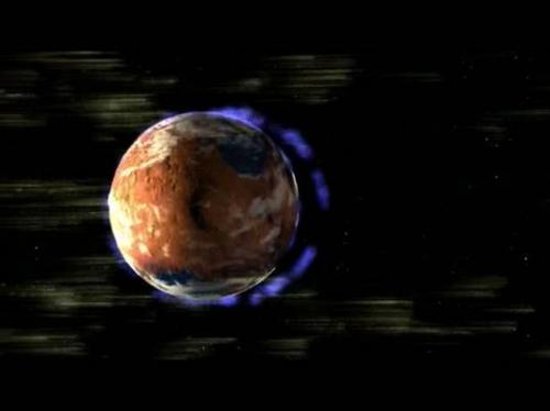 Red dwarf stars could strip away planetary protection