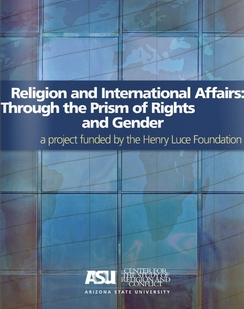 Report sheds light on conflicts over religion, women's rights in global affairs