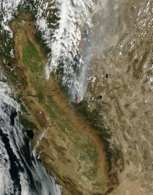 Rim Fire Update Aug. 26, 2013