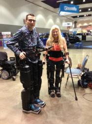 Robotic exoskeletons to be demonstrated by everyday users at No Barriers Summit
