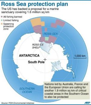 Ross Sea protection plan