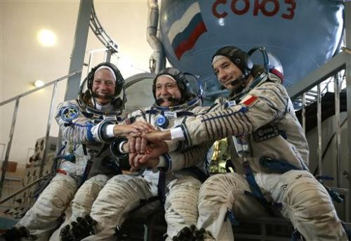 Russia charging NASA $70M per astronaut seat