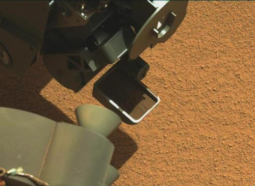 Science benefits from diverse landing area of NASA mars rover