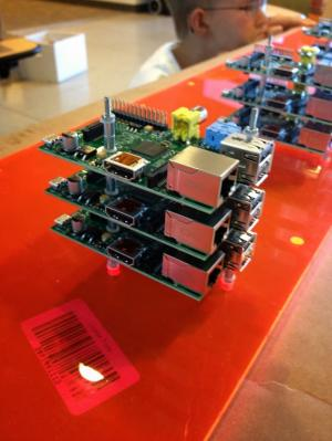 SDSC uses Meteor Raspberry Pi cluster to teach parallel computing
