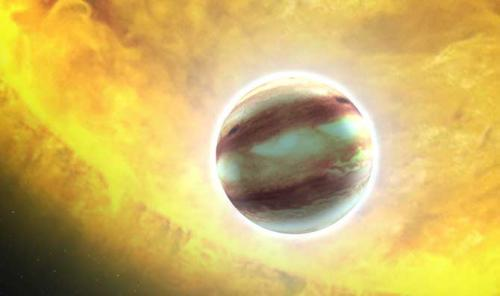 Signs of Life on Dying Planets
