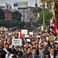 Social media aided but didn't cause Arab Spring
