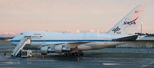 SOFIA set to begin cycle 2 astronomy observations