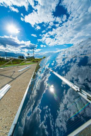 Something new under the sun: Argonne makes sustainability strides