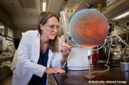 Spitzer puts planets in a petri dish