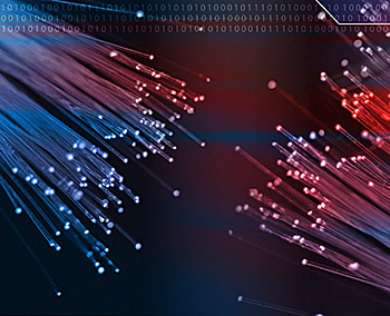 'Standard quantum limit' smashed, could mean better fiber-optic comms