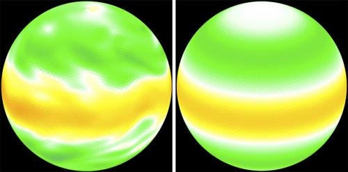 Statistical physics offers a new way to look at climate