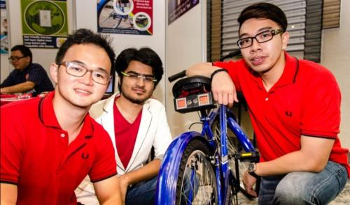 Student-built innovations to help improve and save lives