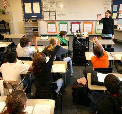 Study: ID Great Teaching Through Classroom Observations, Student Surveys and Achievement Gains