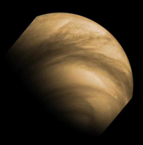 Super-hurricane-force winds on Venus are getting stronger