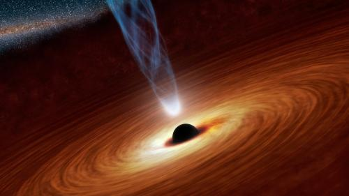 Supermassive black hole spins super-fast