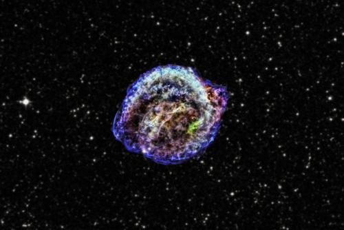 Suzaku 'post-mortem' yields insight into Kepler's supernova