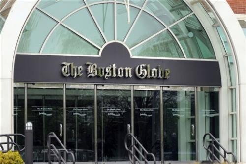The Boston Globe headquarters are seen May 4, 2009 in Dorchester, Massachusetts