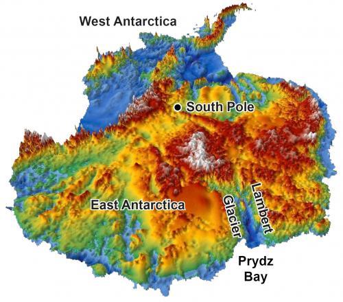 The making of Antarctica's hidden fjords