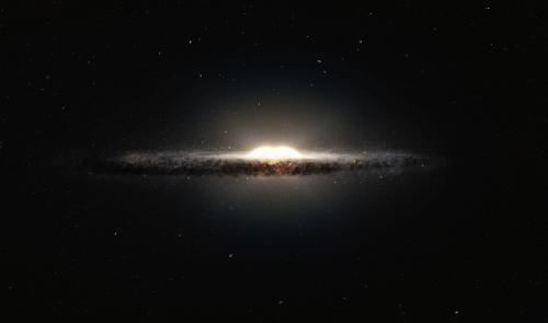 The peanut at the heart of our galaxy