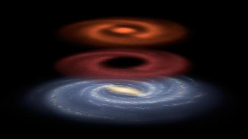 There is more gas in the Galaxy than is dreamt of by astronomers