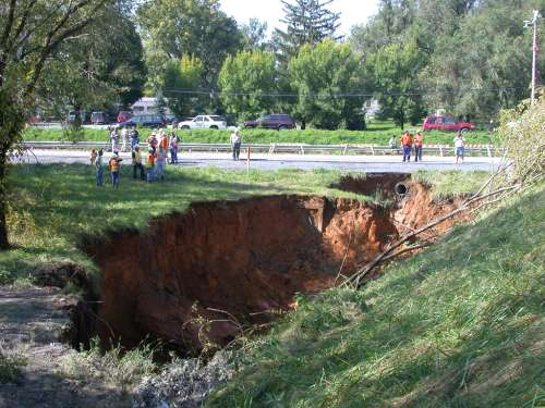 The science of sinkholes