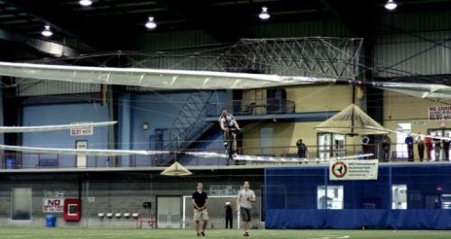 thisphotosho Human powered helicopter wins Sikorsky prize