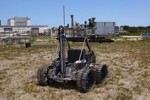 This rover could hunt for lunar water and oxygen in 2018