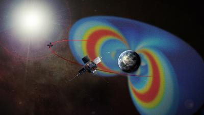Tiny CREPT instrument to study the radiation belts