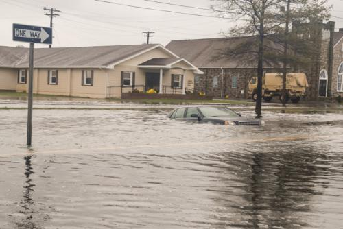 UA Sociologist Studies Resiliency in Communities Devastated by Hurricane Sandy