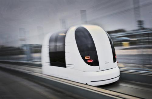 U.K. town to deploy driverless pods to replace busses