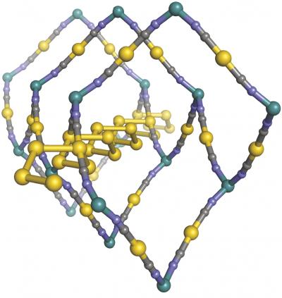 Unusual material expands dramatically under pressure