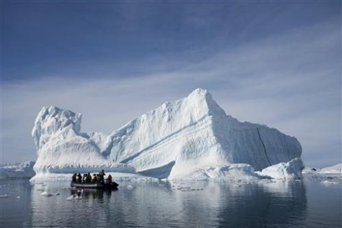 US shutdown threatens hopes for Antarctic reserve